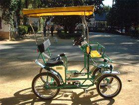 Parque sobre ruedas