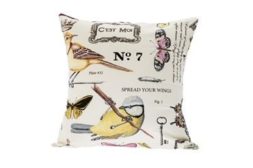 Spread your wings - cushion
