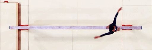 (gif of Becky Downie's full turn+front aerial+split jump)