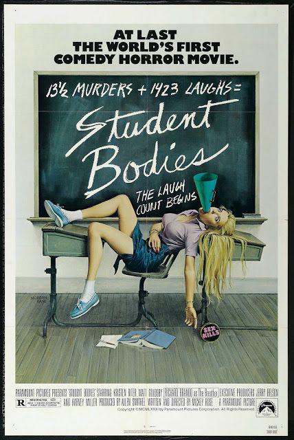 DESINSTALARMENTE/FREE YOUR MIND: Student Bodies (13 Asesinatos y medio) (1981)