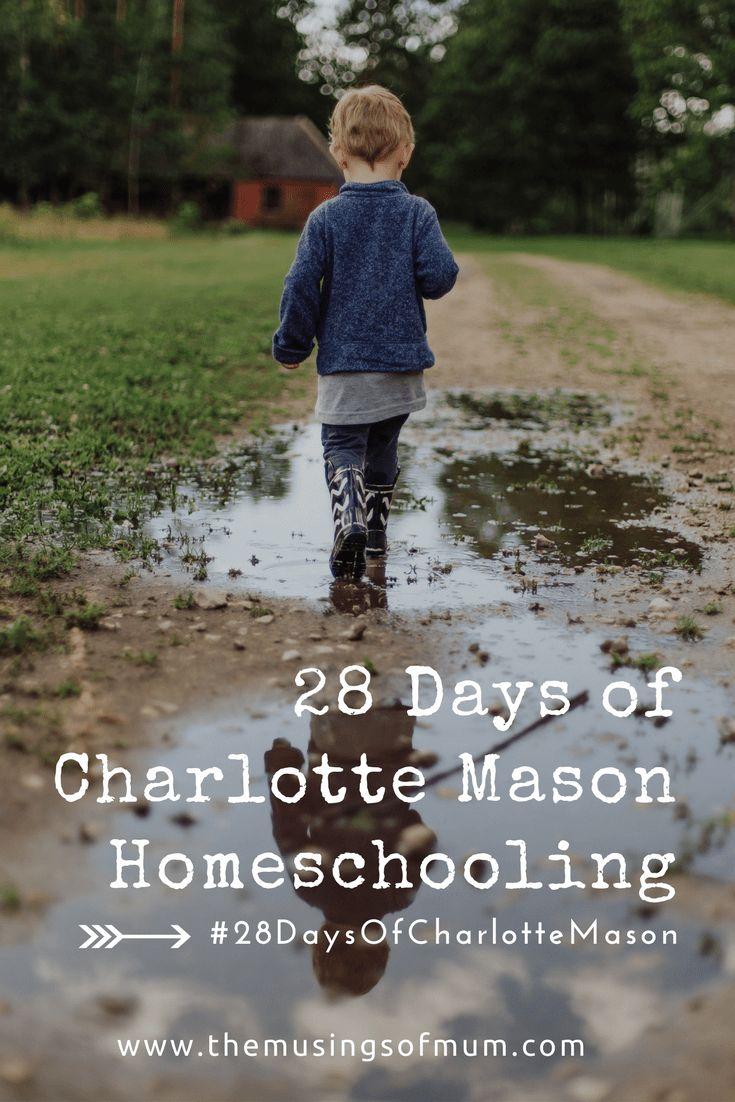 28 Days of Charlotte Mason Homeschooling