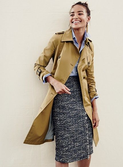 J CREW: Wear-to-work outfit ideas