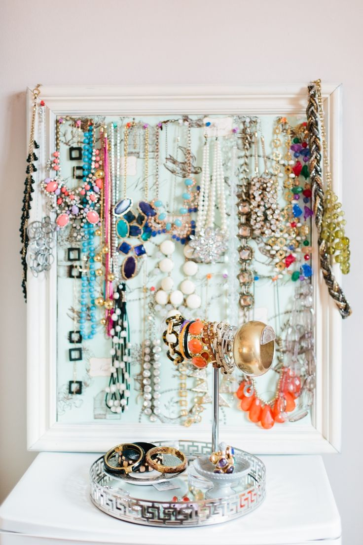 149 best Jewelry Organizers Display images on Pinterest Jewellery