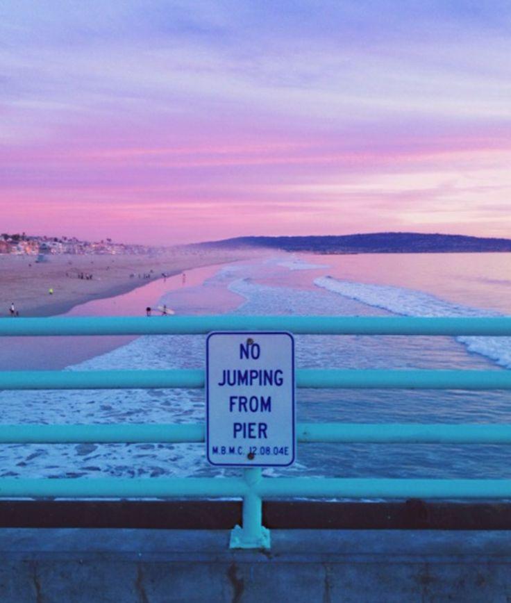 Manhattan Beach Pier // BOXFOX