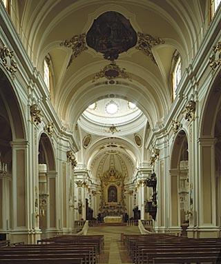 Chieti - Cathedral, interior