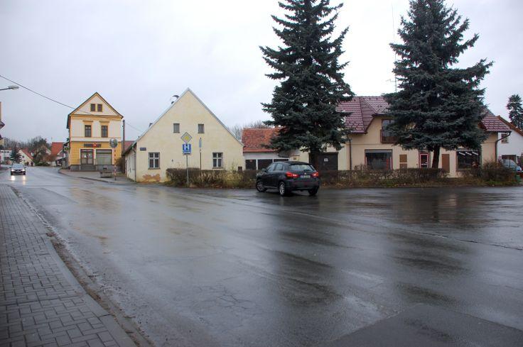 rok 2012 Stříbrská ulice