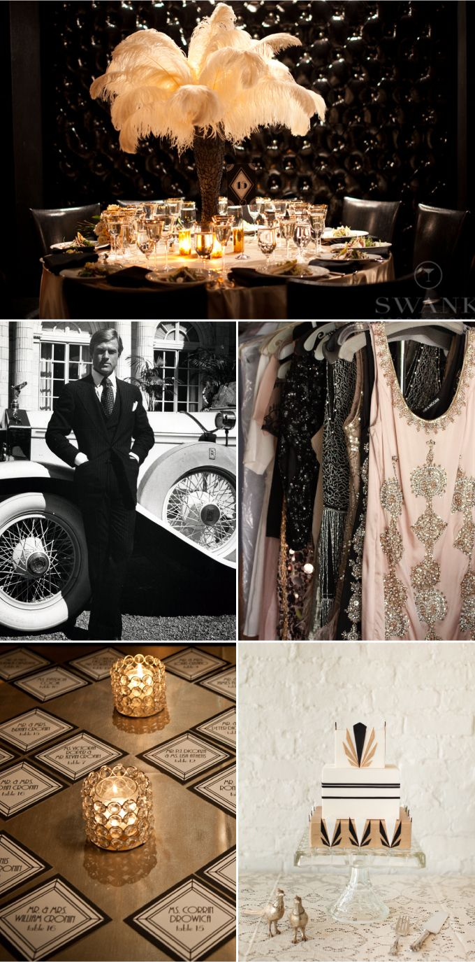Gatsby: Dreaming of Deco