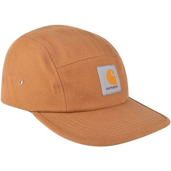 CARHARTT Backley Cap (€35) ❤ liked on Polyvore featuring accessories, hats, carhartt, carhartt hats, carhartt cap, adjustable caps and adjustable hats