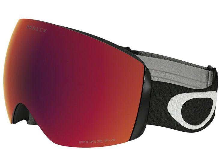 Brýle Oakley FLIGHT DECK XM, matte black, prizm torch iridium. OO7064-39