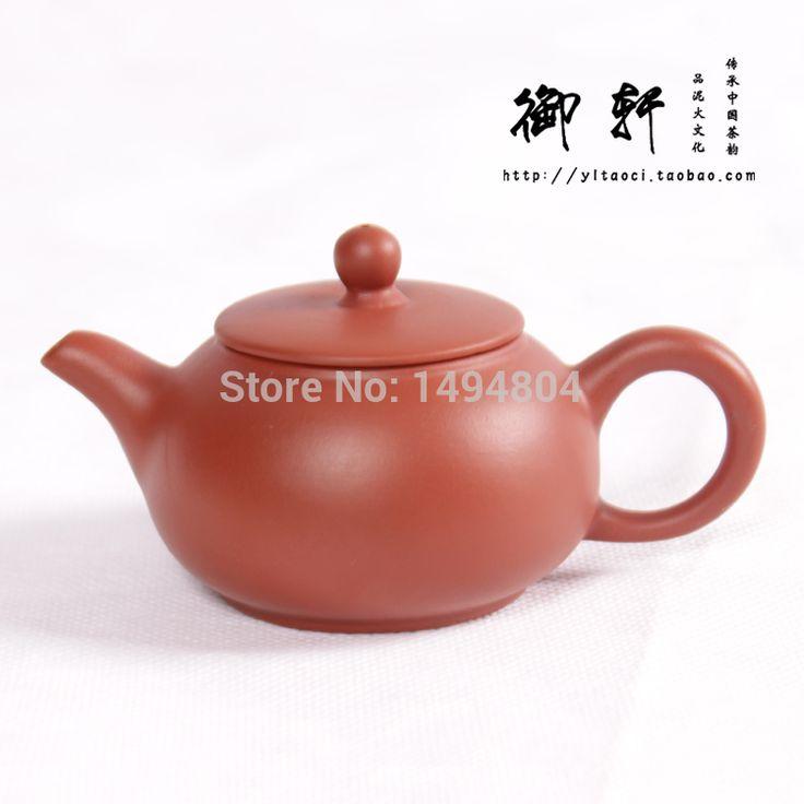 Китайский чайный Набор 90 МЛ Малый Исин Чайник, руды Фиолетовый чайник, Китайский Кунг-Фу Чайные Сервизы, дом/Офис Teaset, Чайник