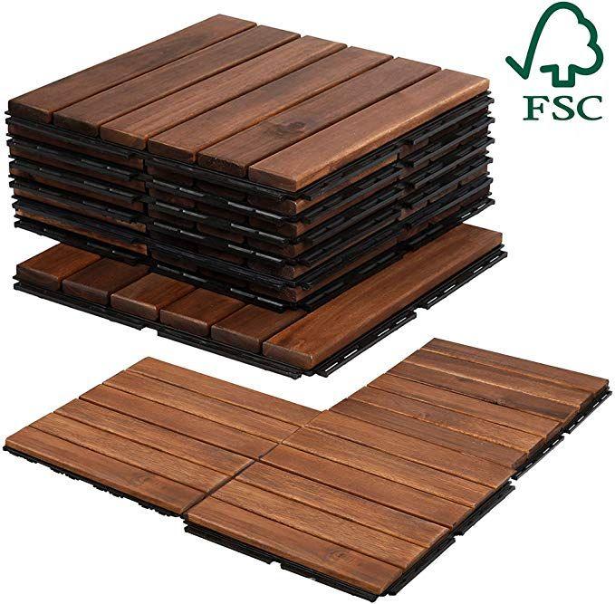 Solid Acacia Wood