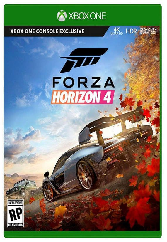Xbox 1 Forza Horizon 4 Forza Horizon Forza Horizon 4 Xbox One Games