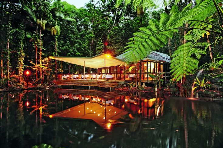 Daintree Eco Lodge & Spa (Queensland, Australia) -  40 eco-hotels to visit before you die - Matador Network