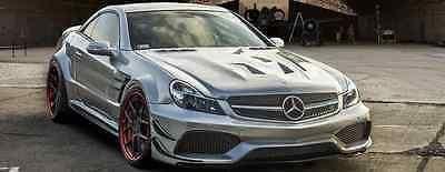 03 -12 Mercedes SL body kit sl500, sl600, sl55, sl63, sl65 SR66 r230 no canards