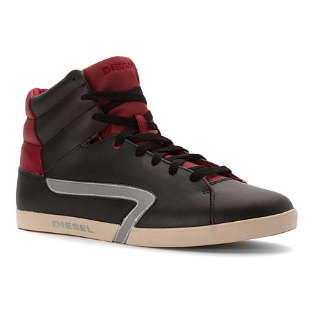 """Diesel Rikklub E-Klubb High Top Sneaker - Men's"""