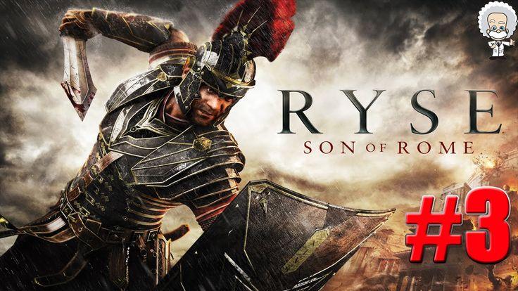 #Ryse: Son of Rome - Bölüm #3 - [Türkçe]