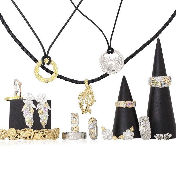 Elverhøj  Blade af guld blomster af sølv og frø af funklende juveler. En kongekrone af skovens skatte samlet af alfer til bal i elverhøjens gildesal. Feernes fest.  #elverhøj #madsheindorf #jewellery
