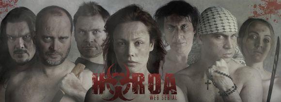 Horda webserial - pierwszy polski serial o #zombie #crowdfunding #crowdfundingpl
