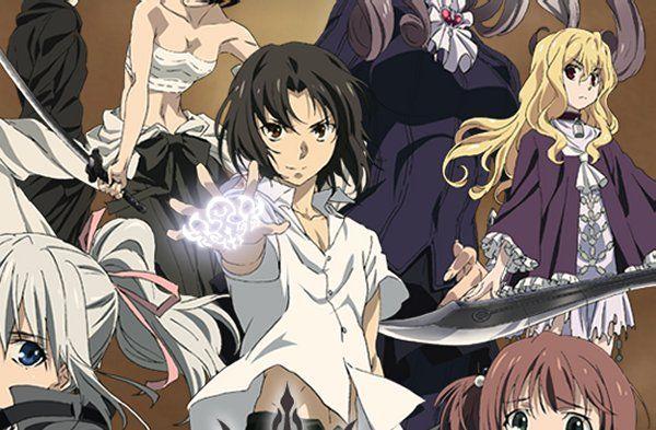 Crunchyroll Adds 'Taboo Tattoo' For Summer 2016 Anime Lineup
