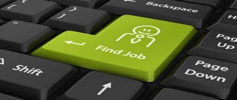 como procurar emprego na internet
