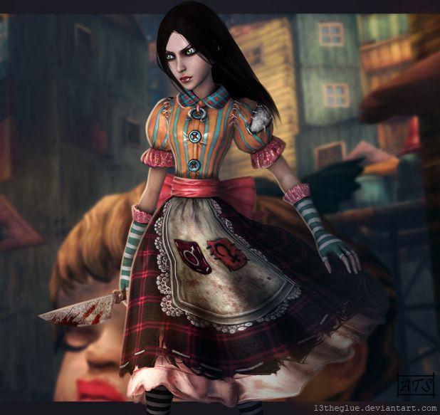 Alice Madness Returns 2 by 13TheGlueATS.deviantart.com on @deviantART