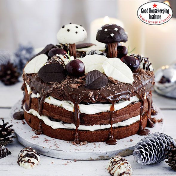 Christmas Wishes Cake Images : Christmas layer cake recipes: Your step-by-step guide ...