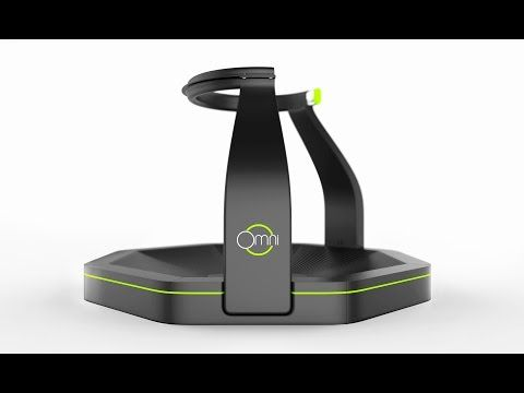 3 Omnidirectional Treadmills for VR Technology - New Inventions 2016 - YouTube