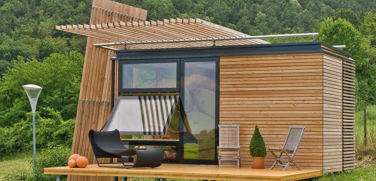 bildergebnis f r gartenhaus modern garten pinterest. Black Bedroom Furniture Sets. Home Design Ideas