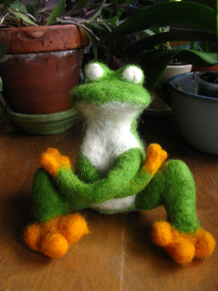 Huovutettu sammakko