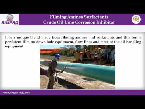 Know the largest Manufacturer of Oilfield Specialty Chemicals in India. Rimpro Inda specializes in manufacturing and providing specialty chemicals for oil fields, textile, paper, pharmaceutical, leather and many more industries. Our success resides in creating effective chemical formula to bring out the best form of surfactants, corrosion inhibitors, emulsifiers, etc. For more visit at http://www.rimpro-india.com/oil-field-chemicals.html