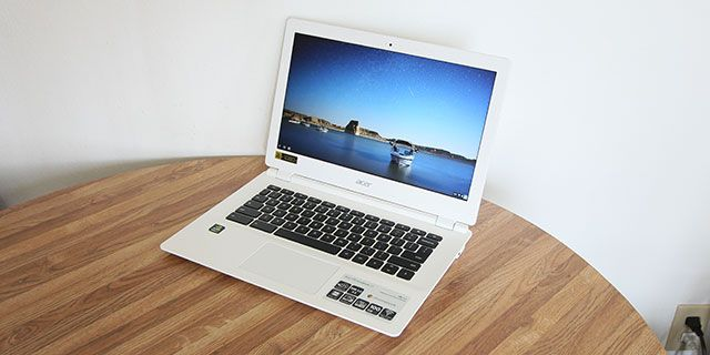 Enter to win an Acer Chromebook 13!