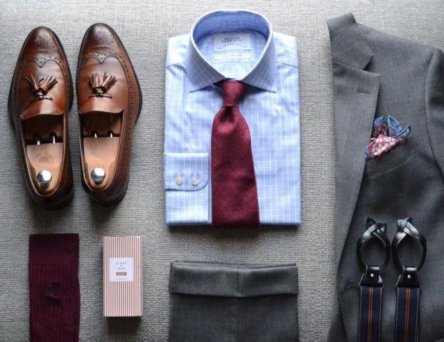 Gentleman Style essentials