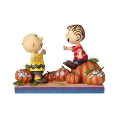 Charlie Brown & Linus Pumpkin - 6000980