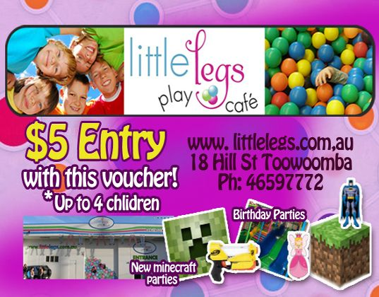 little legs play centre half price offer!
