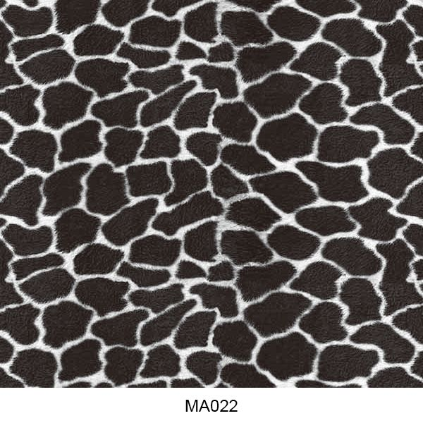 Water transfer film animal skin pattern MA022