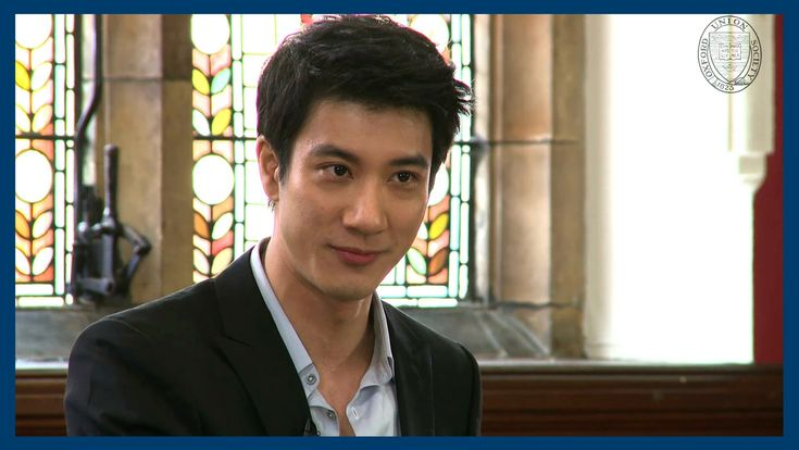 """Wang Leehom's Address to the Oxford Union.  An American born Chinese pop-musician, Leehom speaks about the power of music and, yes, pop culture to build bridges between the """"east-and-west"""" - and generally make our world a more hunky dory place.  Props to him.  Plus his music is incredibly varied and more than a little awesome."""