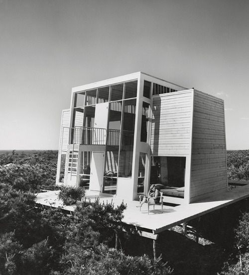 The Frank House by Andrew Geller (1958, Fire... | 37 E 7TH ST – A blog from Princeton Architectural Press