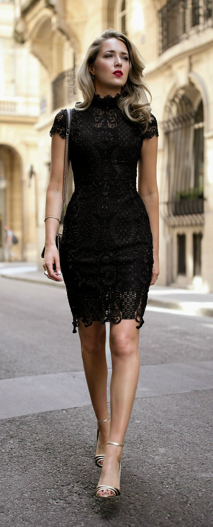 30 Dresses In 30 Days Day 11 What To Wear To A Cocktail Attire Wedding Black Lace Short Sl Lace Dress Outfit Lace Dress Black Short Cocktail Dress Classy [ 1820 x 736 Pixel ]