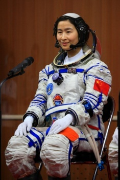 Liu Yang: China's first female astronaut