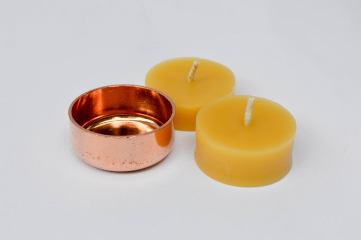 A personal favorite from my Etsy shop https://www.etsy.com/listing/244245558/tea-light-candles-hand-made-from