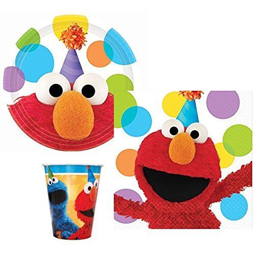 Amscan Sesame Street Elmo Party Pack for 16 Guests - Dess... https://www.amazon.com/dp/B06X3XHVHV/ref=cm_sw_r_pi_dp_x_Pps2ybY1PA7DK