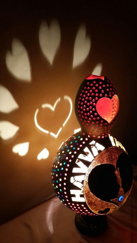 Havva ve Yavuz Kardeşimizin lambası