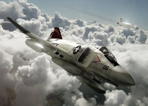 Amazing Fighter Planes - US Marines F4 Phaentom Fighter Jet see more now http://searchlocated.com/amazing-fighter-planes