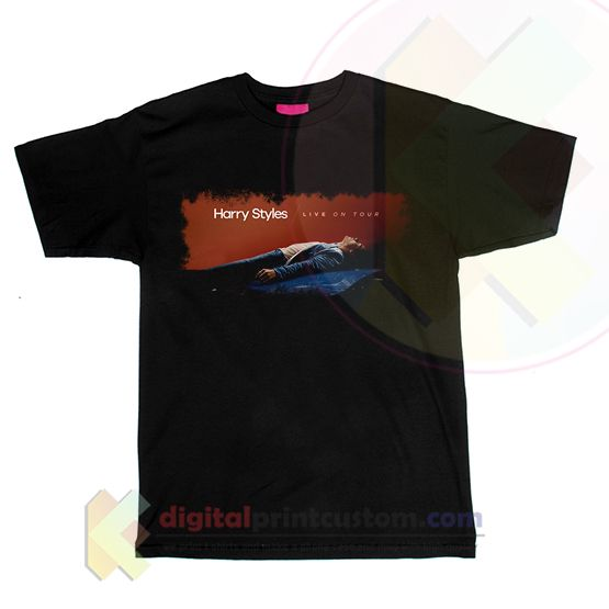 Harry Styles Live On Tour 2017 T-shirt