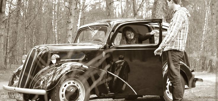 Romantic oldtimer  Photo by: http://ingspirationphotography.nl/