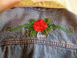Giubbotto jeans el charro