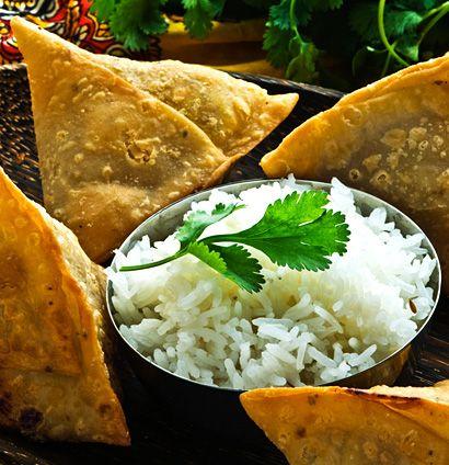 Traditional Malay Samosas