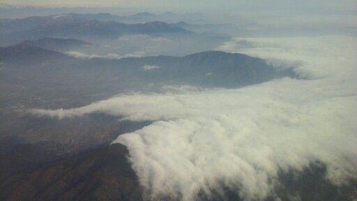 Los Andes. Chile