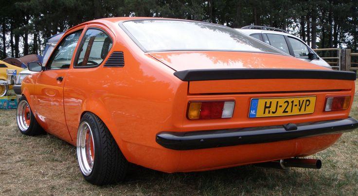 Opel Kadett — Sevenum (NL)  04-06-2011
