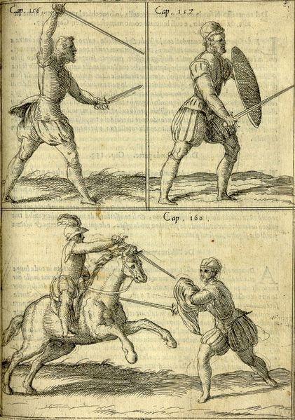 Marozzo 1568
